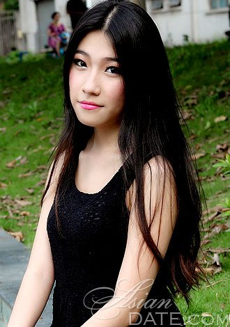 Asian Member Yan From Guangzhou Yo Hair Color Black - Hairstyle for asian ladies